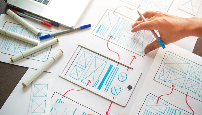 UI/UX Tasarımı