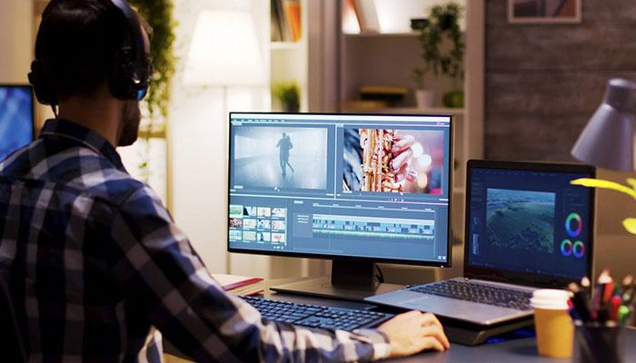 Video Düzenleme & Prodüksiyon