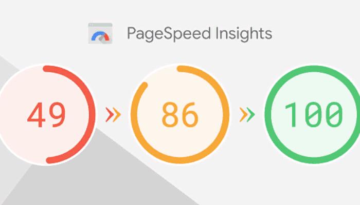 Sitenizin Google page speed insights puanınızı yükseltirim