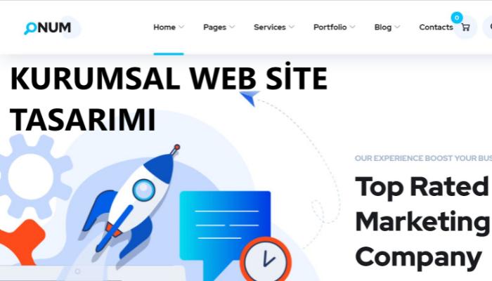 Her İşinize Uygun Kurumsal Web Sitesi Yapabilirim