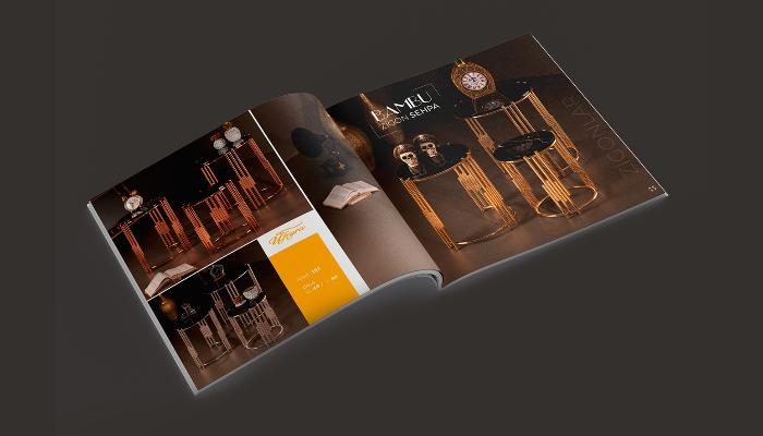 Ürünlerinizi En Doğru Biçimde Gösteren Özgün Katalog Tasarımları