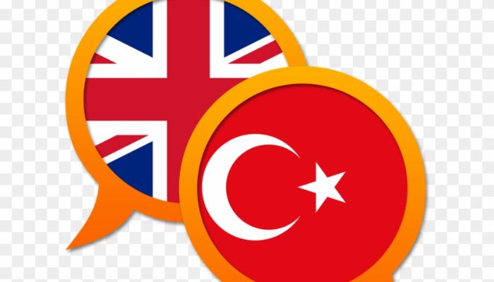 İngilizce - Türkçe, Türkçe - İngilizce çeviriler