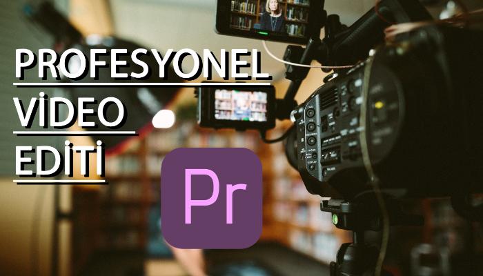 Profesyonel video düzenleme video animasyon vb. hizmetler