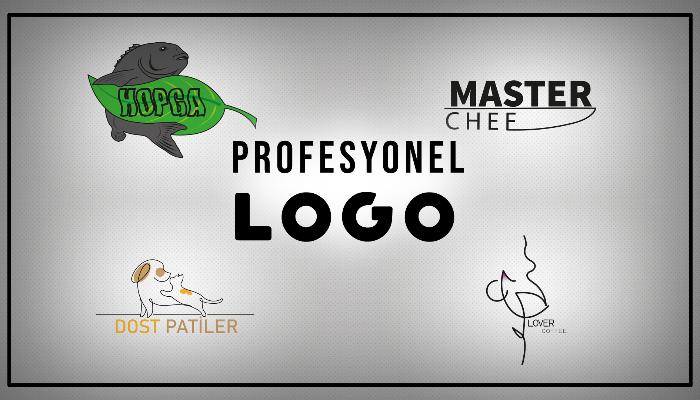 profesyonel ve modern logo tasarımı yaparım