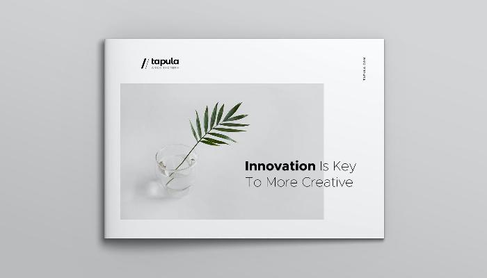 Sizin için profesyonel katalog /broşür tasarımı yaparım