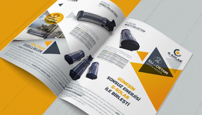 Broşür ve Katalog tasarımlarınızı profesyonel şekilde hazırlarım