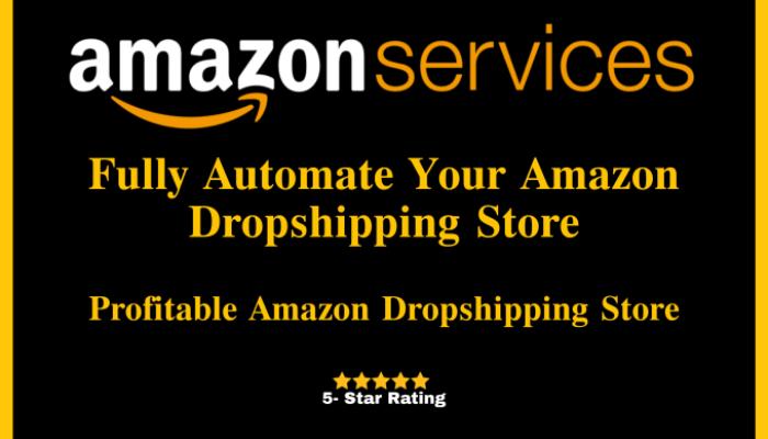 Ben, Amazon dropshipping konusunda hizmet vermekteyim