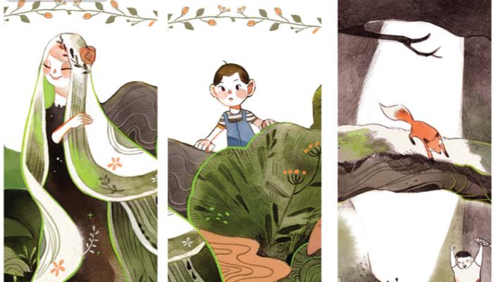 Ben, çocuk, hikaye , fantastik kitap vb. içeriği çizerim