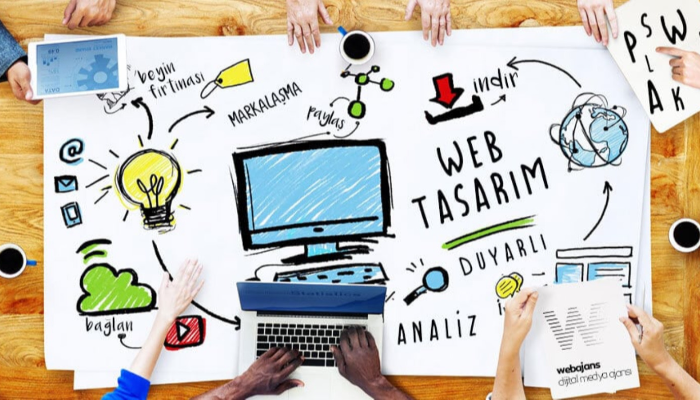 Ben, her sektöre özel web sitenizi tasarlayabilirim