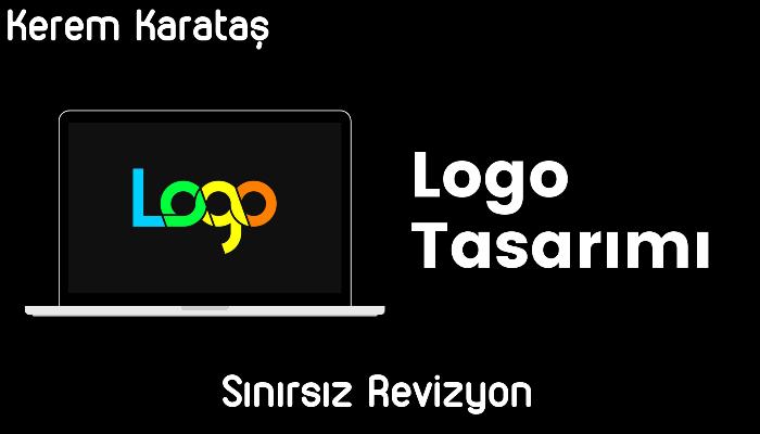 Ben modern minimalist logolar tasarlarım