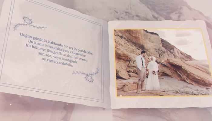 Düğün & Nişan video albümü oluşturabilirim