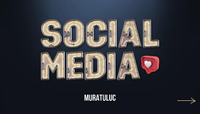 Sosyal Medya içeriklerinizi birlikte tasarlayalım.