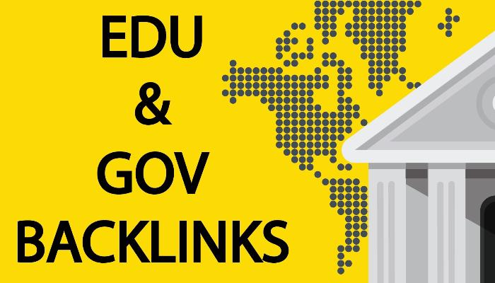 Ben, edu&gov uzantılı sitelerden kaliteli backlink alırım