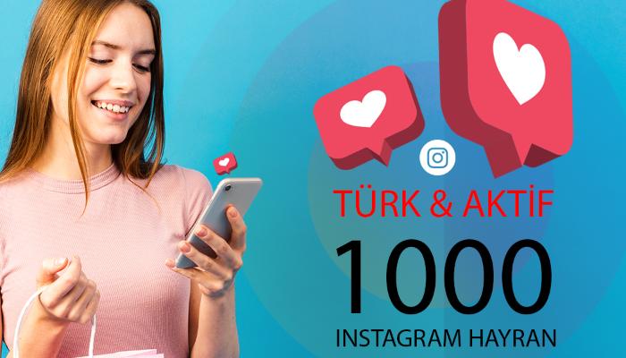 Çekiliş ile Gerçek Organik 1000 Türk Hayran Kitlesi