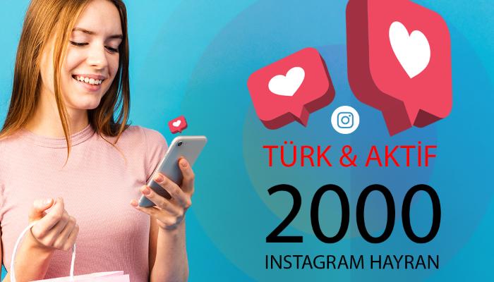 Çekiliş ile Gerçek Organik 2000 Türk Hayran Kitlesi