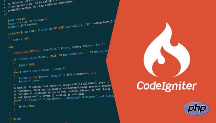 Profesyonel PHP Yazılım Geliştirme Hizmeti - CodeIgniter4