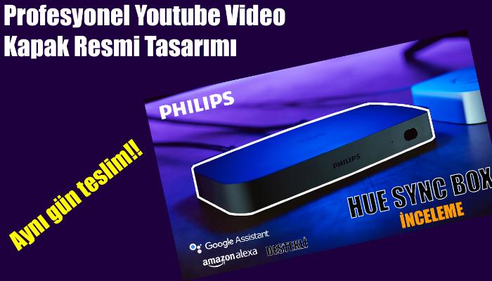 Youtube video kapak resmi tasarlarım