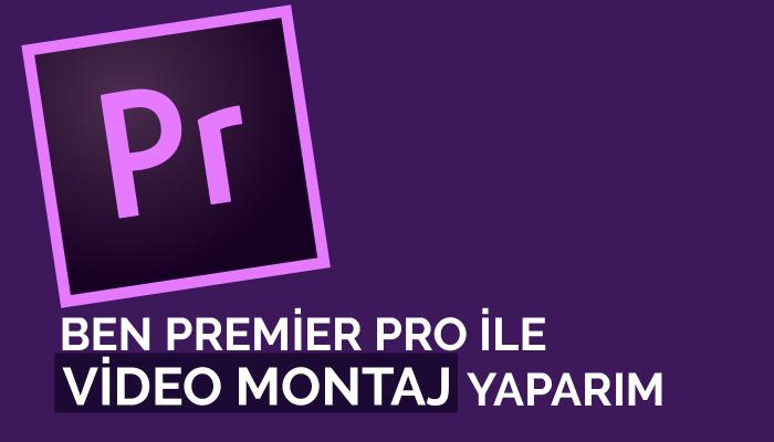 Ben sizin için Premier Pro ile profesyonel Video editlerim