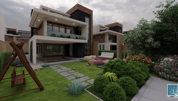 Mimari projelerinizi 3D hale getirebilirim ve render alabilirim.